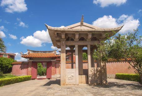 泉州文物碑拓展覽館