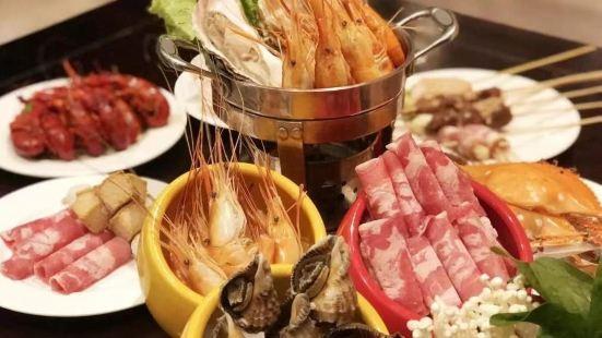 萬達嘉華酒店美食匯自助餐廳