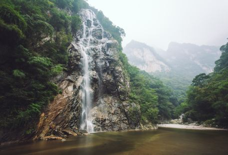 Lianhuafeng Waterfall