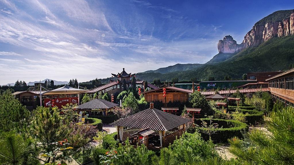 Hushan Hot Spring Resort