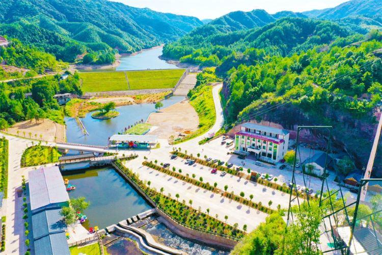Changganziyun Mountain Sceneic Area