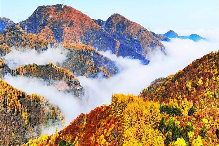 Liupanshan Changzheng Scenic Area3