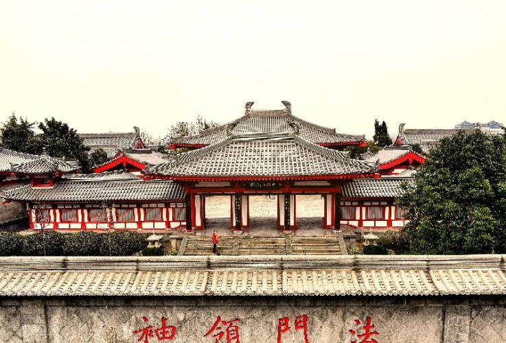 Xuanzang Memorial Hall (xi'an)1