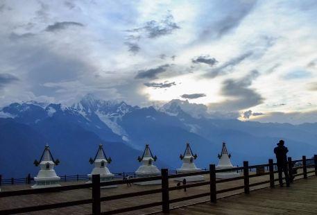 Meili Snow Mountain Lookout