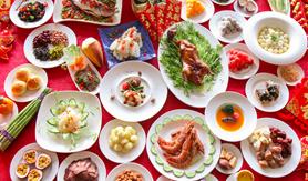 西雙版納融創皇冠假日度假酒店·祥中餐廳3