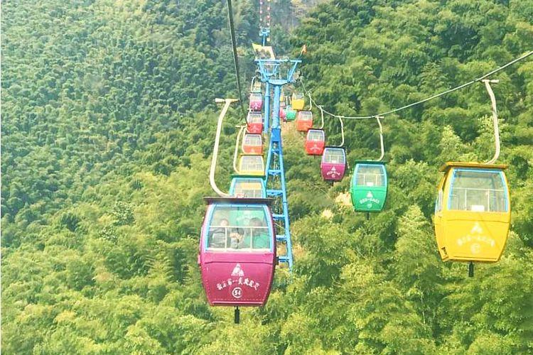 No. 1 Mountain of Eastern Zhejiang: Snow Mountain Happy Valley3