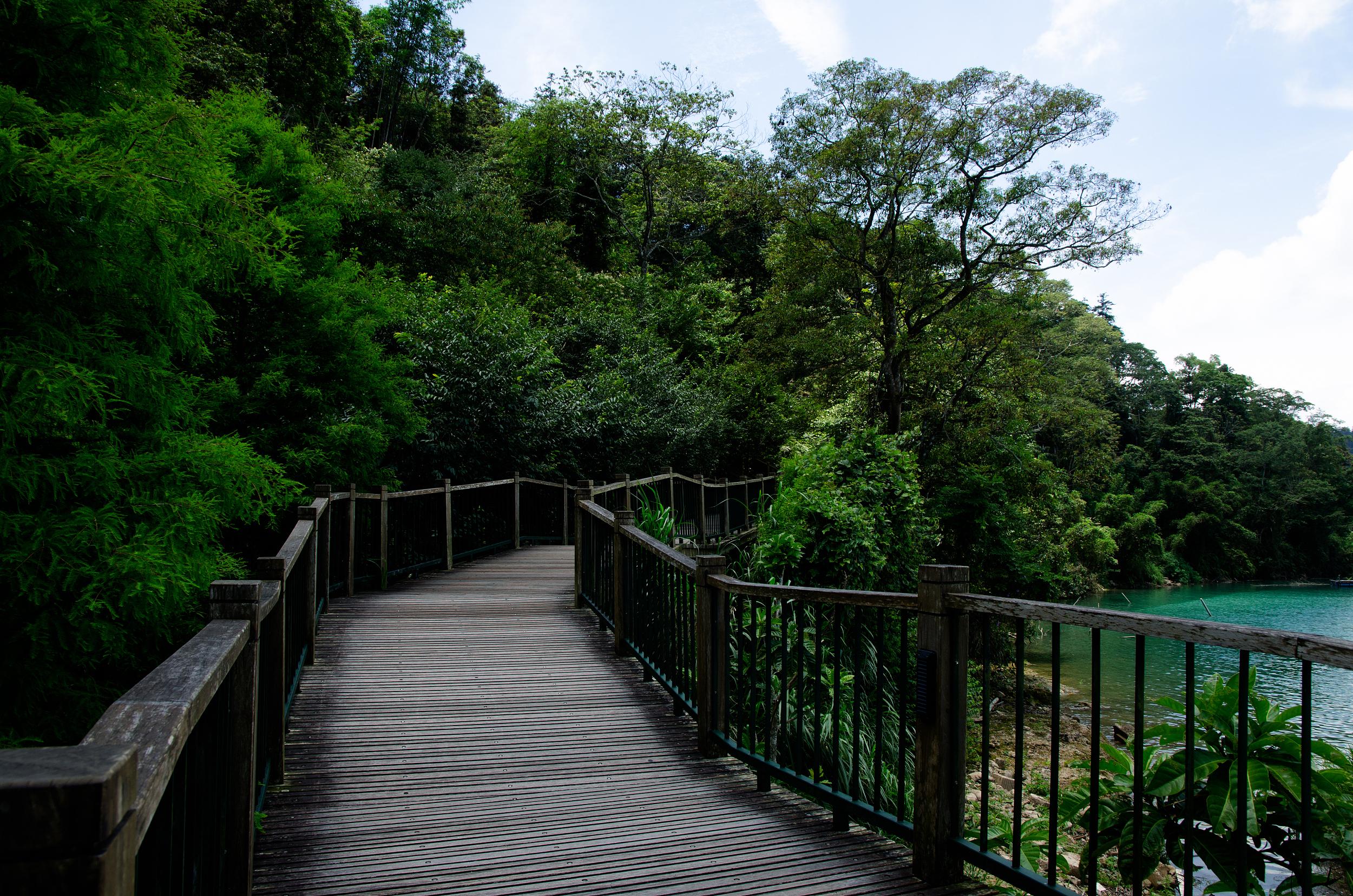 陽壩自然風景區