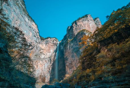 Yuntai Tian Waterfall