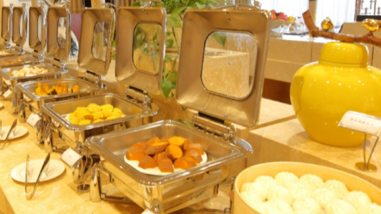 齊齊哈爾和美國際酒店品味中餐廳