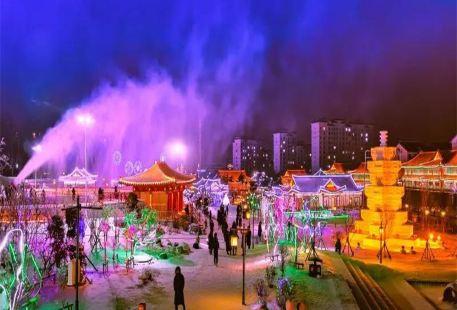 中國朝鮮民俗園