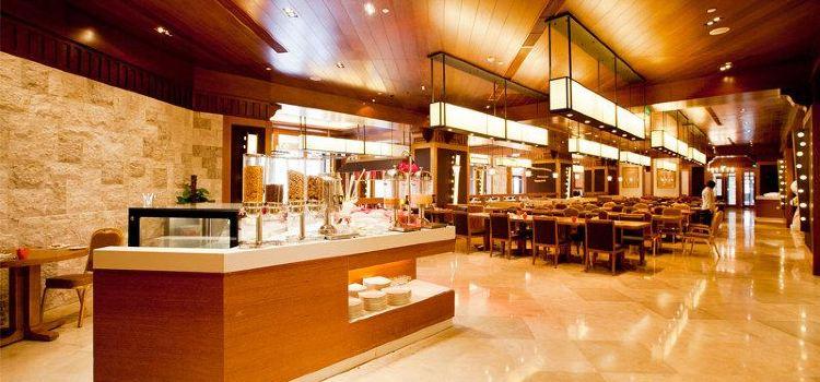長白山假日酒店·吉咖啡餐廳