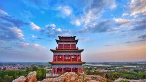 Bolushan Ecology Tourism Scenic Area