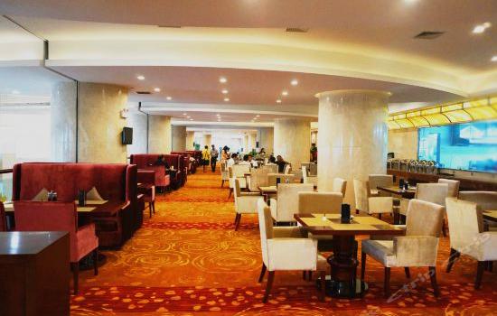 貴州漣江國際酒店中餐廳1