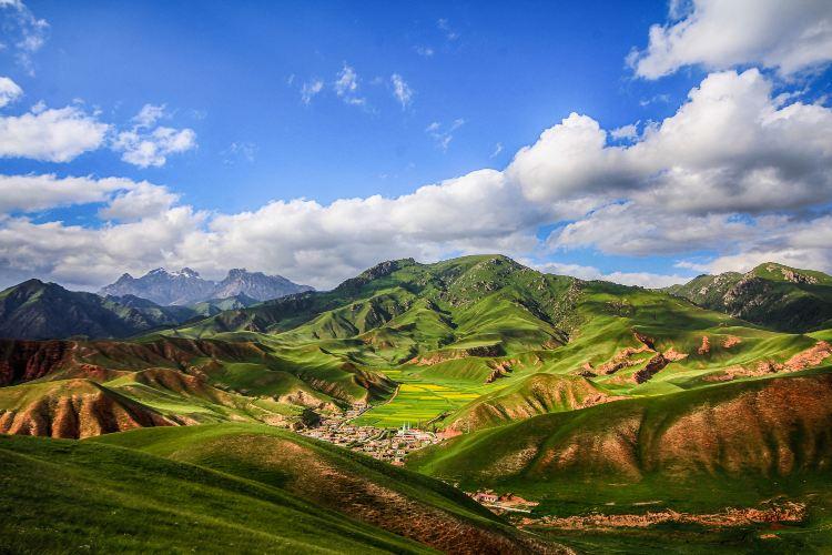 祁連山風光旅遊景區3