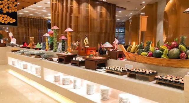 中山喜來登酒店·盛宴自助西餐廳1