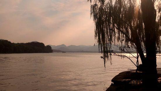 杭州西湖風景名勝區雙村小吃店