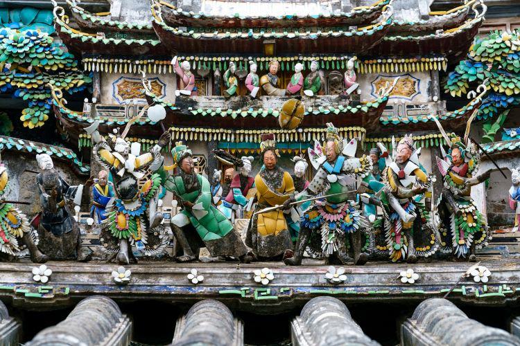 東山關帝廟1