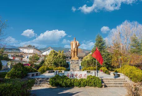 Zhoubaozhong Jiangjun Memorial Hall