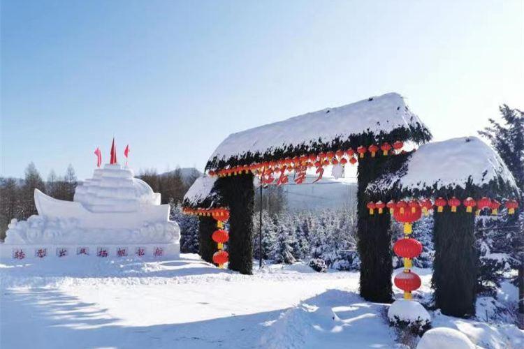Hongshi National Forest Park1