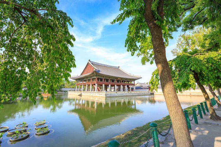 首爾景福宮獬豸像4