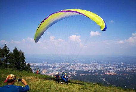 恩施滑翔傘飛行基地