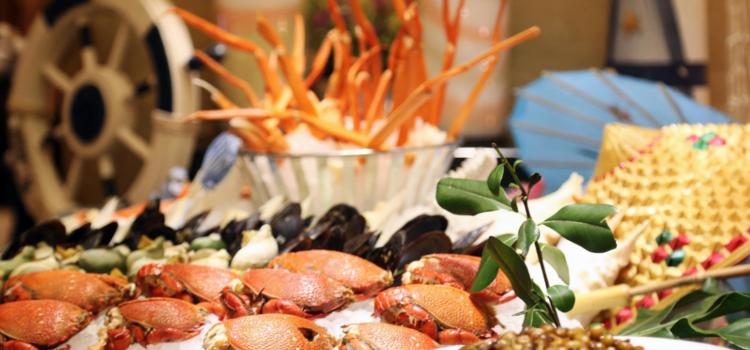萬達嘉華酒店·美食匯全日餐廳2