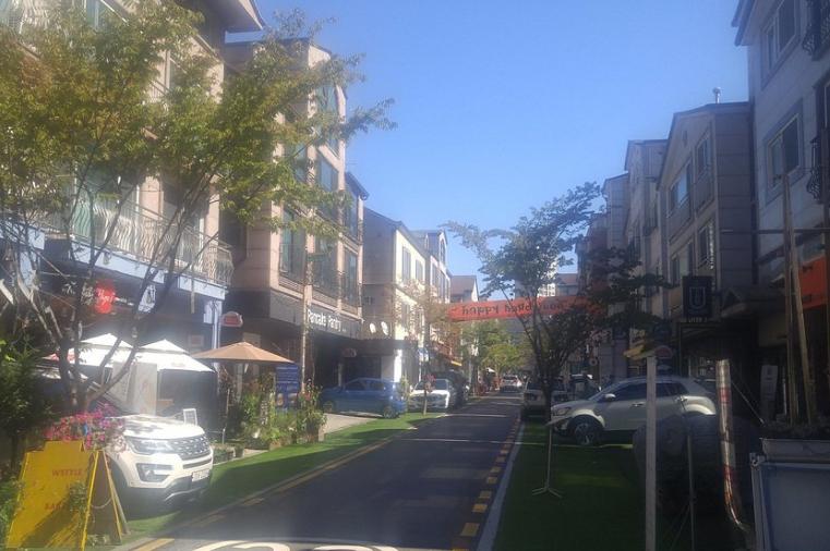 竹田咖啡街