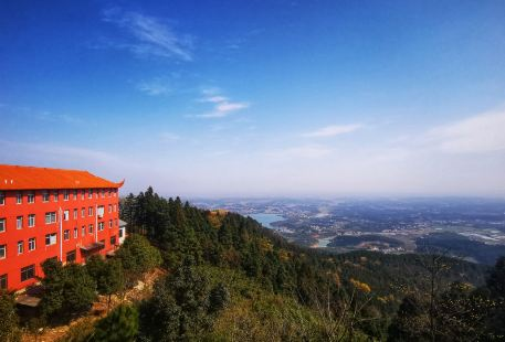 Changde Taiyang Mountain Forest Park
