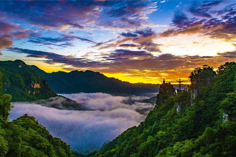 清江方山風景區1