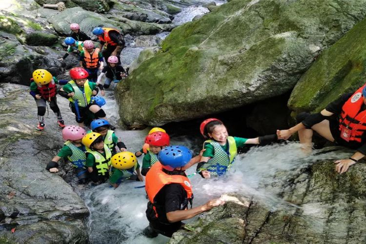 Zhouluo Longtan Scenic Area2