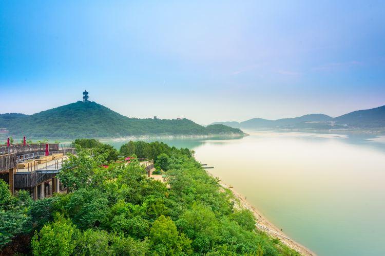 Beijing Pinghu District Jinhai Lake