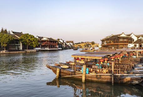 Zhujiajiao Ancient Town Scenic Area