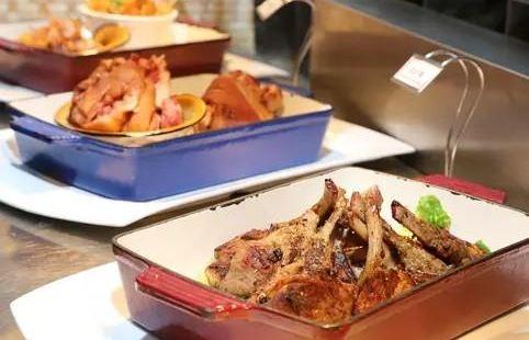 天鵝城國際飯店菲斯特西餐廳