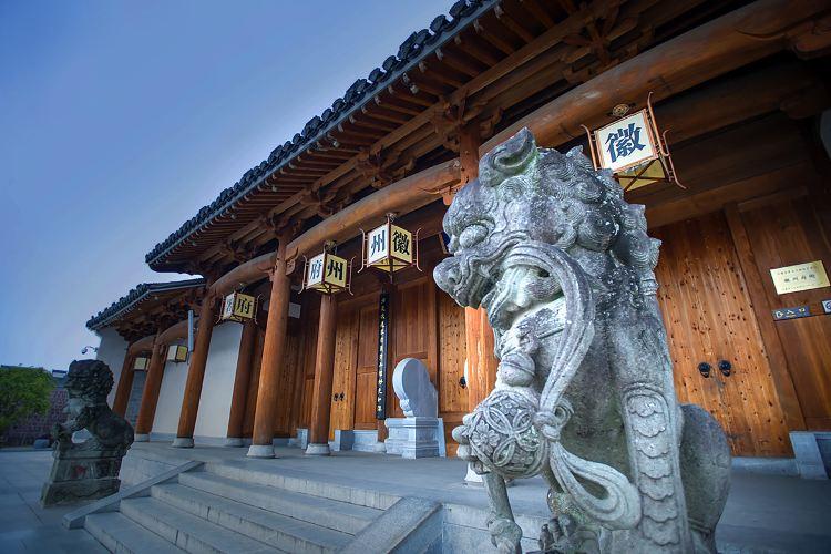 Guhuizhou Culture Tourist Zone4