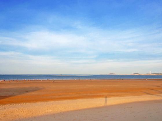 Jingfeng Huinv Bay Sand Beach
