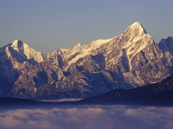 Tianhaizi Mountain