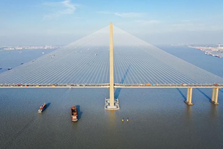 荊州長江大橋2