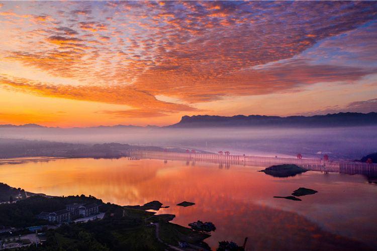 三峽大壩旅遊區1
