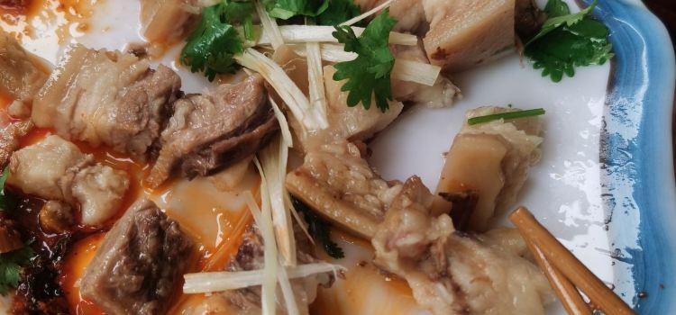 金達萊冷麵1