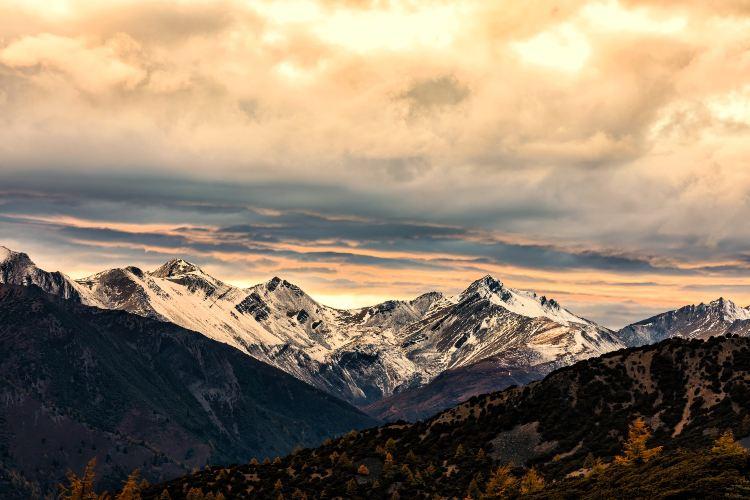 Russian Early Mountain