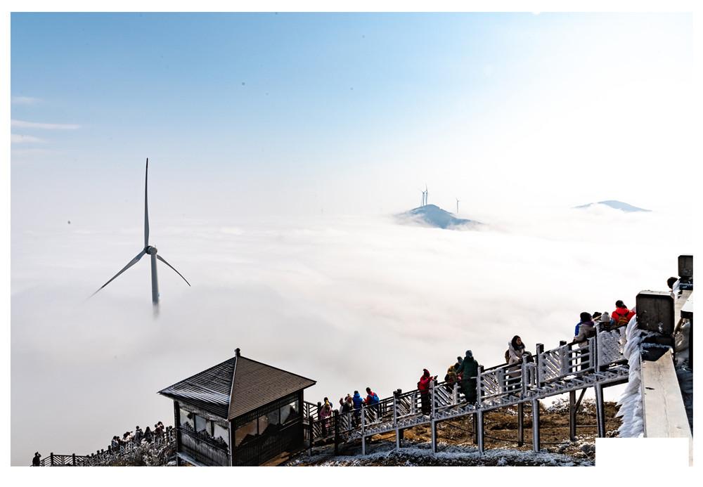 Yunbing Mountain Tourism Sceneic Area
