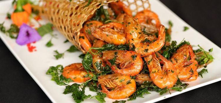 愛必儂泉林酒店·漁米之鄉餐廳2