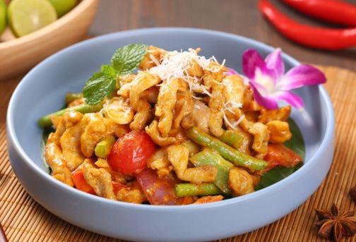 Noralizah & Iskandar House of Curry1