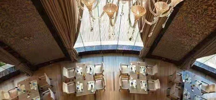 太原星河灣酒店意咖啡西餐廳1
