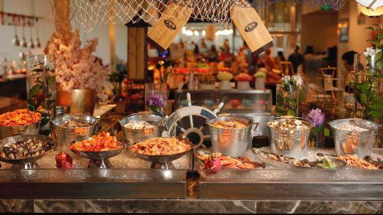 泛太平洋大酒店帕西菲嘉自助餐廳(民安東路店)