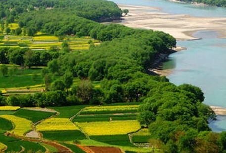 金沙江三谷水景區