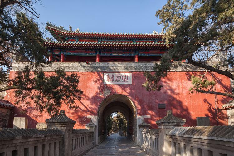Cemetery of Confucius3