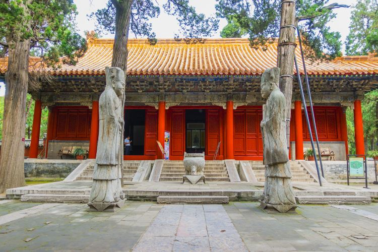 Qufu's Temple and Cemetery of Confucius and Kong Family Mansion3