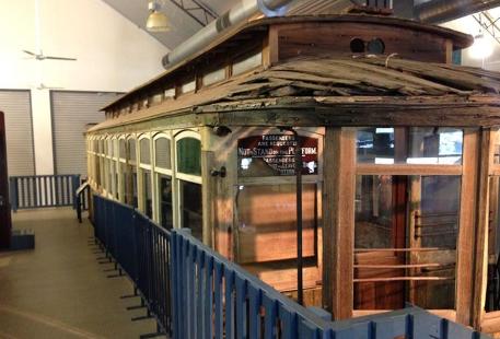 Revolutions Transport Museum