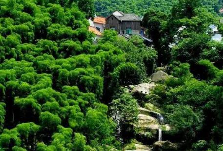茅塘古村落